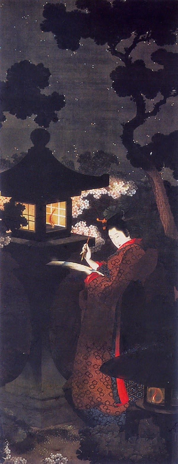 Figurazione Femminile: Katsushika Hokusai 1800 O-Ei