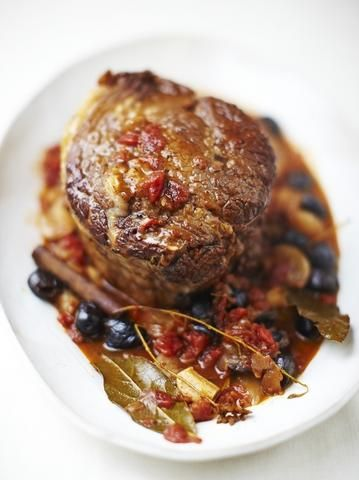 Jamie Oliver Beef Brisket