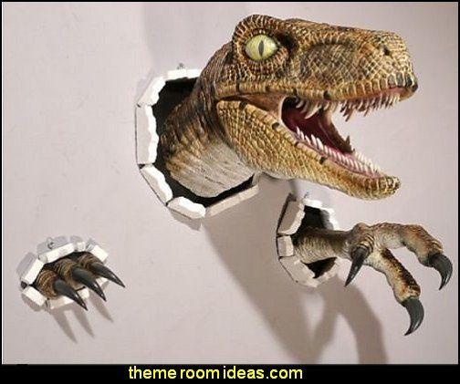 Jurassic World Park Velociraptor Prop Replica