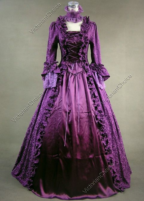 108 best images about victorian purple dresses on
