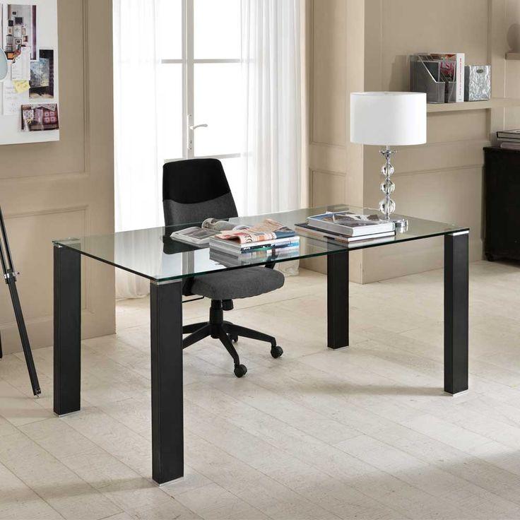 die besten 25 computertisch glas ideen auf pinterest beistelltische pfister beistelltische. Black Bedroom Furniture Sets. Home Design Ideas