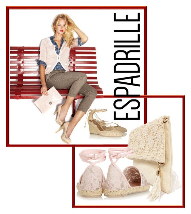 Wardrobe Staple: Espadrille by betiboop8 on Polyvore featuring Valentino, Bottega Veneta, WardrobeStaple and espadrille