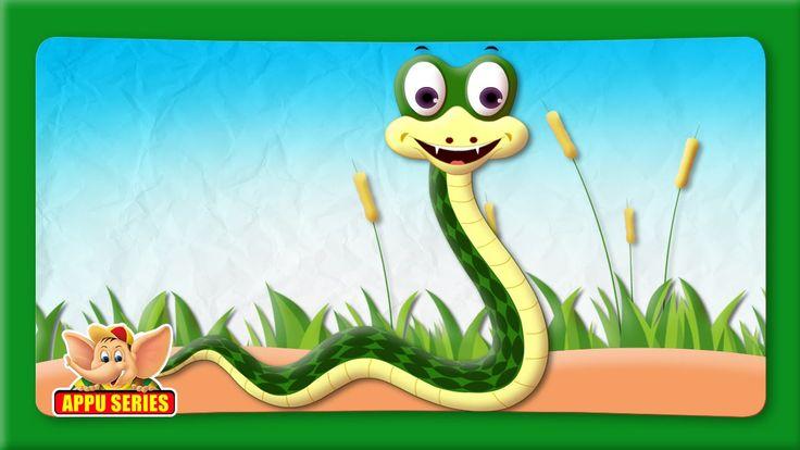 Snake Rhymes, Snake Animal Rhymes Videos for Children