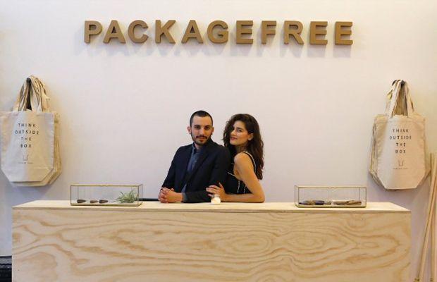 Package Free - loja 100% lixo-zero
