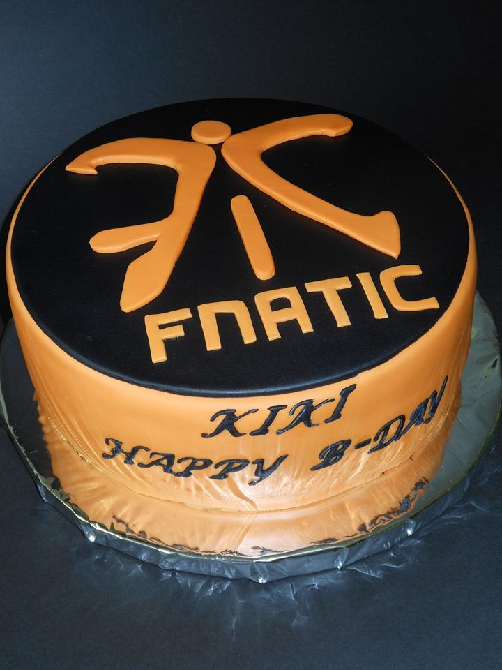 Fnatic cake
