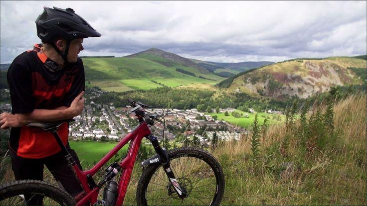 """""""Rubber Side Down"""" - presented by Maxxis - Season 3, Mark Scott - VIDEO - http://mountain-bike-review.net/downhill-mountain-bikes/rubber-side-down-presented-by-maxxis-season-3-mark-scott-video/ #mountainbike #mountain biking"""