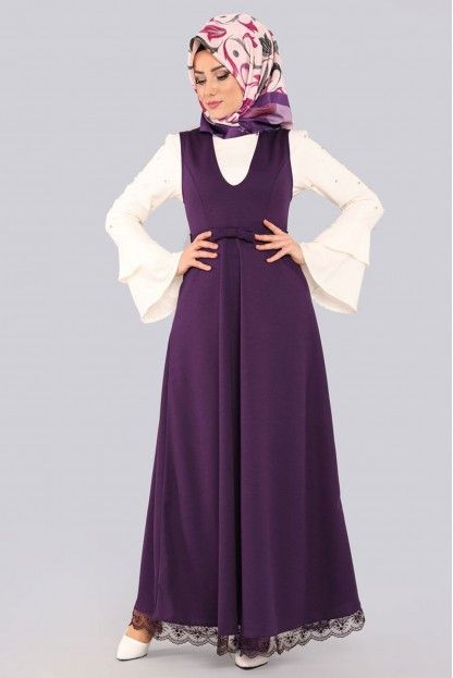 6841cfd3173c1 Tesettür giyim sitesi modaroyalin en uygun fiyatlı tesettür elbise ve  tesettür tunik, Jile, ve