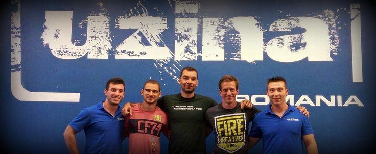 Echipa Uzina | Uzina | CrossFit Columna