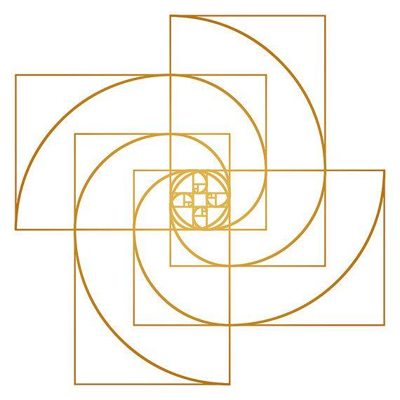 234 best images about golden ratio on pinterest le for Golden ratio artwork
