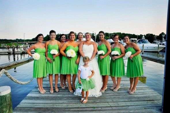 40 best green wedding theme images on pinterest rustic wedding apple green wedding theme junglespirit Image collections