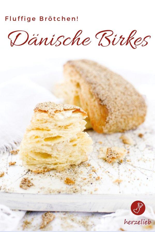 Birkes Rezept Danische Plunderteig Brotchen Aus Wienerbrod Danische Rezepte Lebensmittel Essen Rezepte
