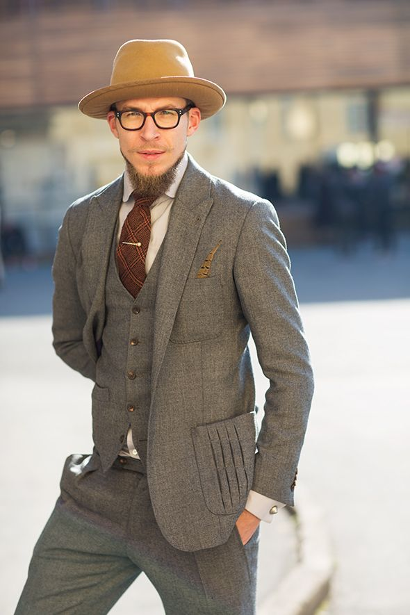 On the Street…..La Fortezza, Florence - The Sartorialist