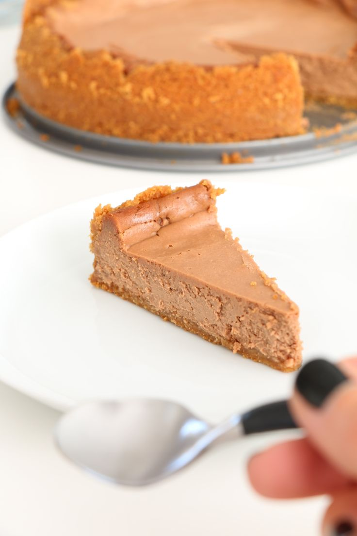 Mjölkchoklad Cheesecake