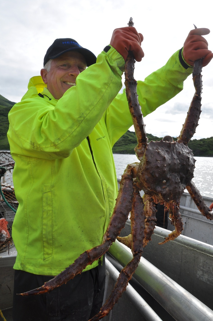 Kodiak Alaska~ King Crab