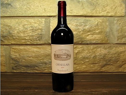 Ornellaia- One of my all time fav. cabs!