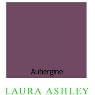 Laura Ashley Matt Emulsion Paint - Aubergine - 2.5L from Homebase.co.uk