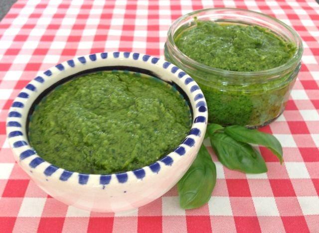 Pesto Genovese | Het lekkerste recept vind je op AllesOverItaliaansEten