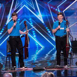 NBC - America's Got Talent - Season 9 - Emil and Dariel