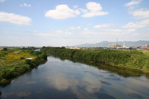 斐伊川水系 川 神戸 海