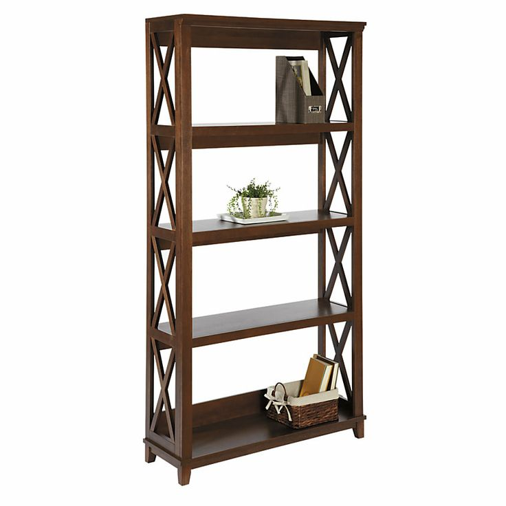 Superior Realspace® Newbury Bookcase: Add A Calming, Woodsy Look To Your #office With