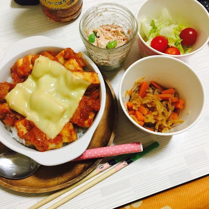 みやこ's dish photo 本日の晩御飯 | http://snapdish.co #SnapDish #晩ご飯