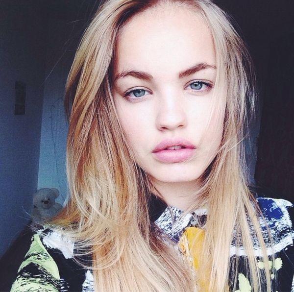 Romi Van Renterghem Van Esquire Magazine Model