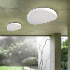 AZzardo Circulo 58 White Top - Visící svítidla