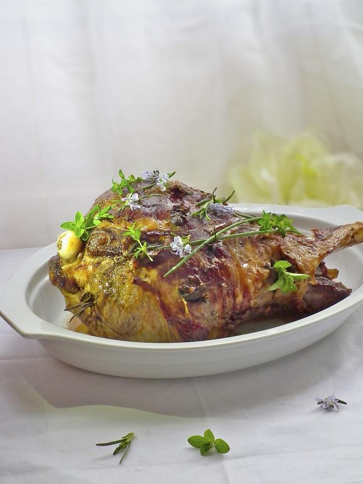 14 best images about gigot d agneau on pinterest roast - Cuisine gigot d agneau ...