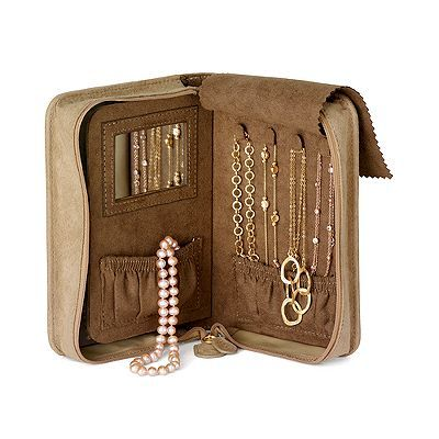 Ross-Simons - The Perfect Travel Jewelry Book - #522864