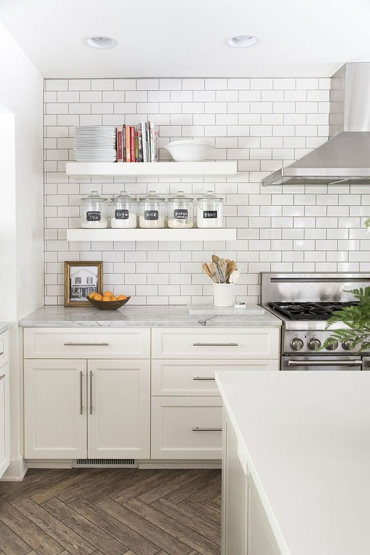 Loving Family Kitchen Furniture 17 Best Ideas About Floating Shelves Kitchen On Pinterest Open