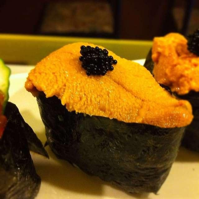 Fresh Local Uni (Sea Urchin)