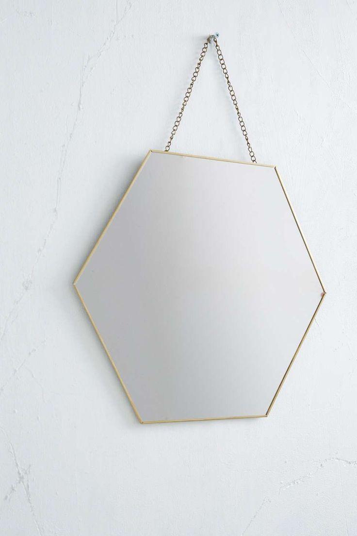 Hexagon Mirror