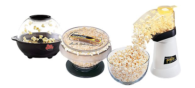 Looking for the best popcorn maker? Read expert reviews and compare features of the best and cheapest popcorn popper.