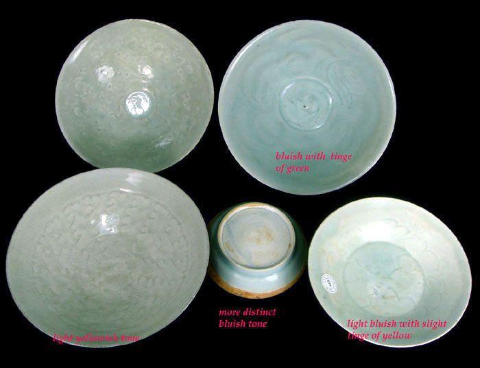 Understanding the relationship between Qingbai and Celadon wares