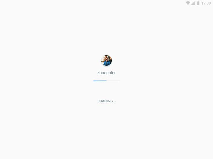 User interface by @zbuechler