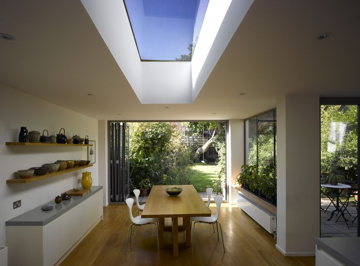Rear #extension   Private house   London SW17   Giles Pike Architects