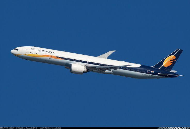 Jet Airways  Boeing 777-35R/ER  (airliners.net)