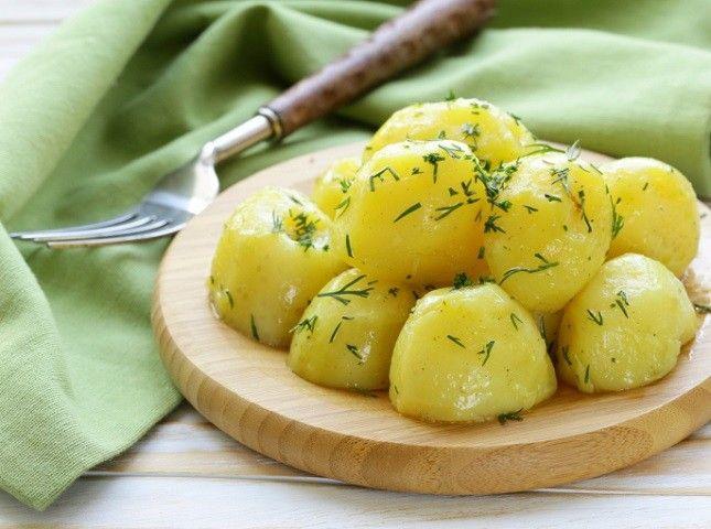 Ziemniaki , jak gotować aby zachować wartości odżywcze