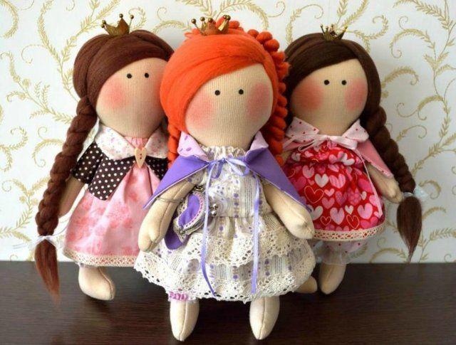 Выкройки кукол - Страница 7 - Форум
