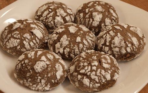 Мраморное печенье - виде…