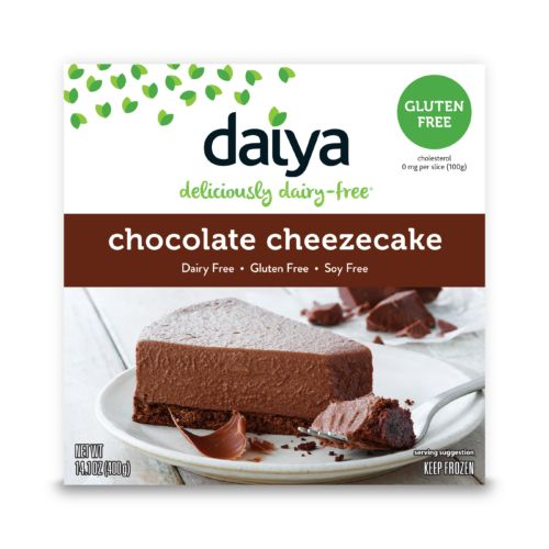 Chocolate Cheezecake - Daiya Foods, Deliciously Dairy-Free Cheeses, Meals & More