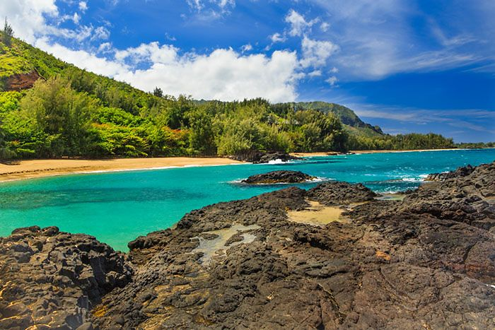 Lumaha'i Beach, Hanalei,Kuaui...just booked the trip - so excited!