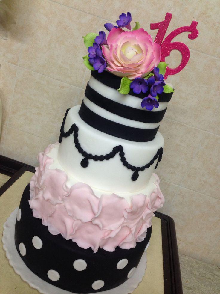 Cake sixteen
