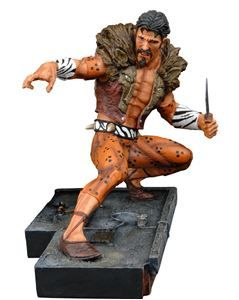 Picture of Spider-Man Sinister 6 Kraven Med Statue