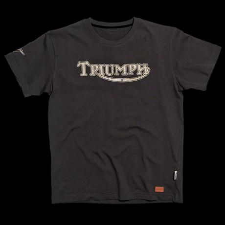 Official McQueen T-shirt from triumph Motorcycles.