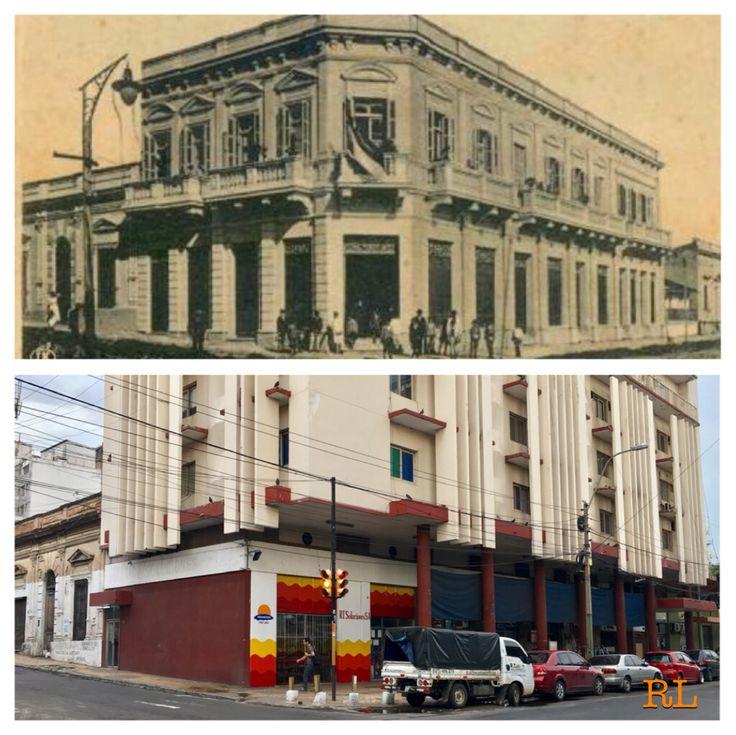 Oliva y Colón de Asunción-Paraguay