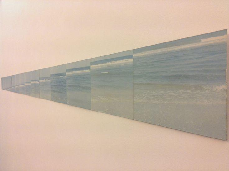 Jan Dibbets, Sea/Horizon, (1971)