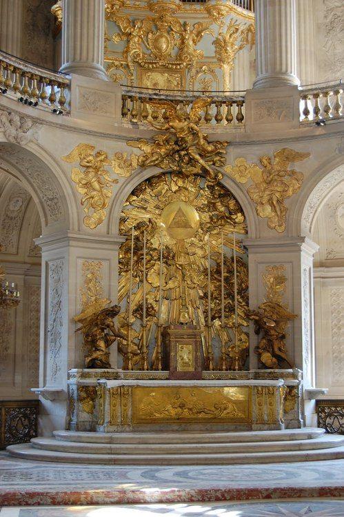 I Saw a Chapel of Gold