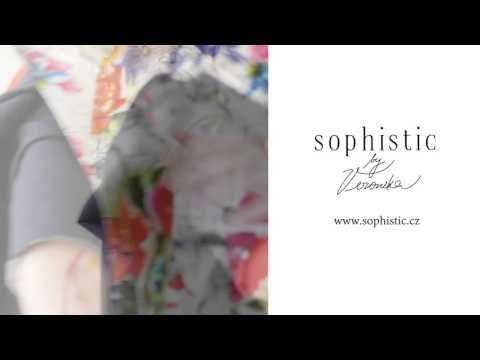 Sophistic by Veronika | Spring 2015 | Coat | www.sophistic.cz