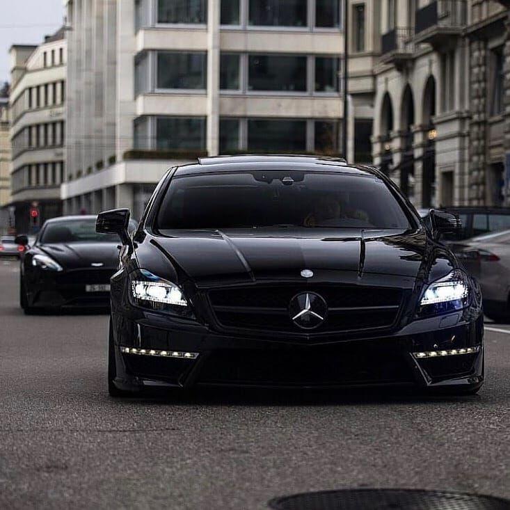 Amg On Instagram Cls 63 Amg W218 Mercedes Benz Cls Cls 63 Amg Black Mercedes Benz